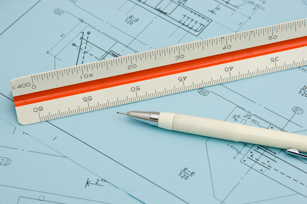 Structural engineering drawings