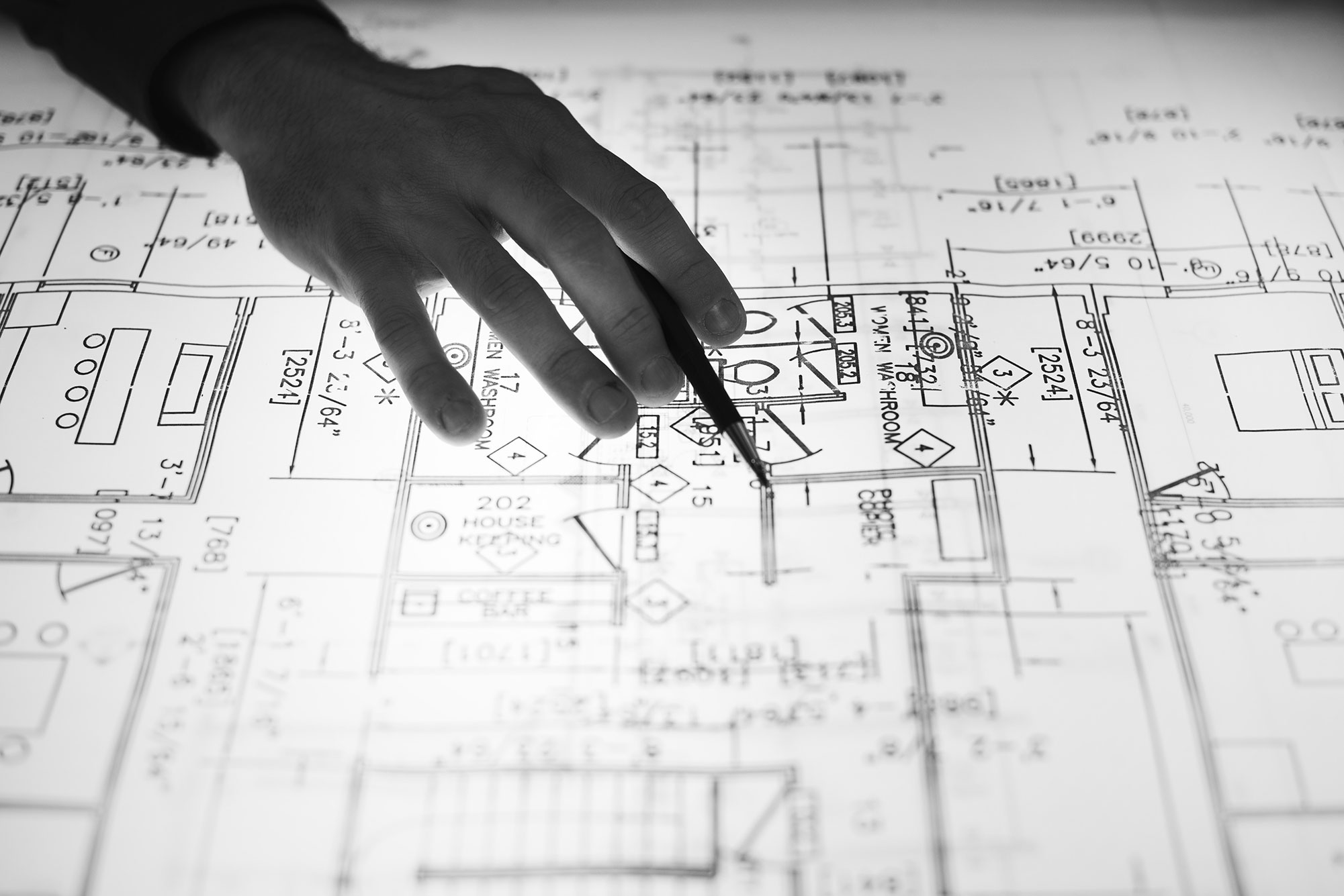 building control plans planning permission architect Newcastle Acre Design North East