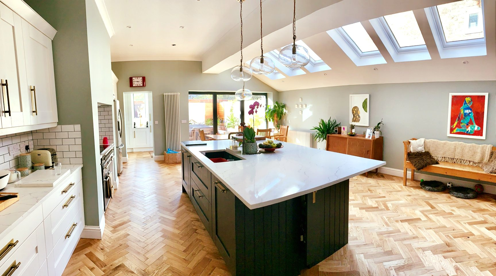 Cullercoats Home Extension
